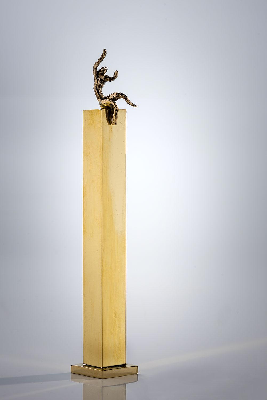 économie patron bourse bronze sculpture art new york entreprise